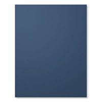 "Night Of Navy 8-1/2"" X 11"" Card Stock"