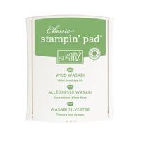 Wild Wasabi Classic Stampin' Pad*