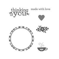 Kind & Cozy Wood Stamp Set