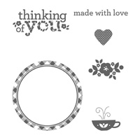 Kind & Cozy Clear Stamp Set