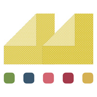 2012-2014 In Color Designer Series Paper Stack