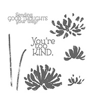 Too Kind Clear Stamp Set