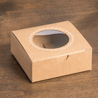 Decorative Window Gift Box