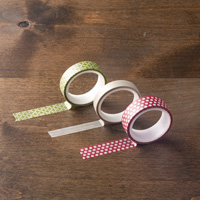 Season Of Style Designer Washi Tape