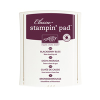 Blackberry Bliss Classic Stampin' Pad