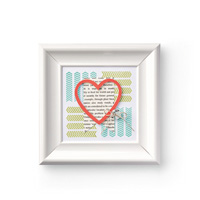 Framed Love Kit