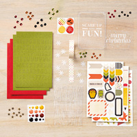 Seasonal Snapshot Project Life Accessory Pack