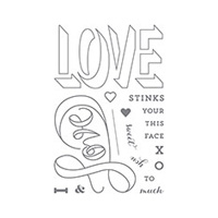 Countless Sayings 1 Photopolymer Stamp Set