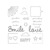 So You Photopolymer Stamp Set
