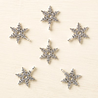 All Is Calm Snowflake Embellishment