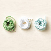 Painted Blooms Cotton Twine