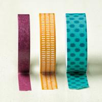 Bohemian Designer Washi Tape