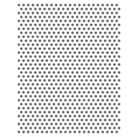 Dots For Days Wood-Mount Background Stamp
