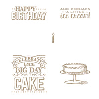 Big Day Clear Stamp Set