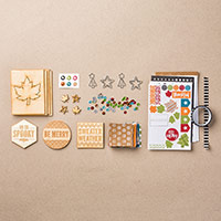 Seasonal Snapshot 2015 Project Life Accessory Pack
