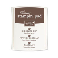 Chocolate Chip Classic Stampin' Pad*