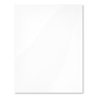 Glossy White 8-1/2X11 Card Stock