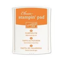 Pumpkin Pie Classic Stampin' Pad*