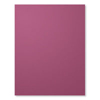 "Rich Razzleberry 8-1/2"" X 11"" Card Stock"