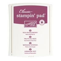 Rich Razzleberry Classic Stampin' Pad*