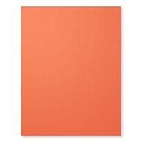 Tangerine Tango A4 Card Stock