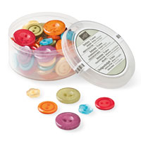 Designer Buttons - Brights Collection