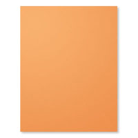 "Peach Parfait 8-1/2"" x 11"""" Card Stock"""