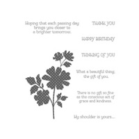 Gifts Of Kindness Clear Stamp Set