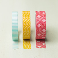 Beach House Designer Washi Tape