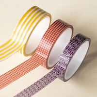 Color Me Autumn Designer Washi Tape
