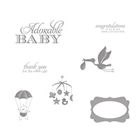 Sweetest Gift Stamp Brush Set - Digital Download
