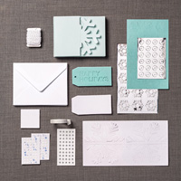 Simply Snowflake Refill Kit
