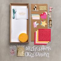 Perpetual Birthday Calendar Project Kit