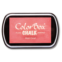 Rose Coral Colorbox Chalk Ink Pad
