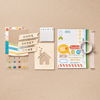 Happy Times Project Life Accessory Pack