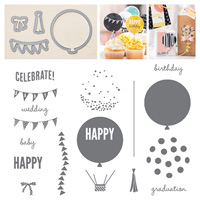 Celebrate Today Photopolymer Bundle