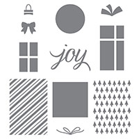 Your Presents Clear-Mount Stamp Set