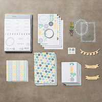 Hello Baby Boy Project Life Bundle