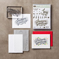 Berry Merry Photopolymer Bundle