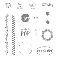 Ready To Pop Photopolymer Stamp Set