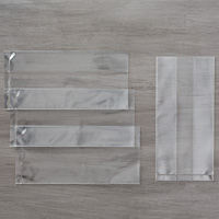 Guesseted Cellophane Bags