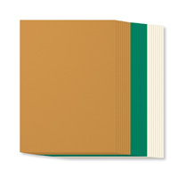 Moroccan A4 Cardstock