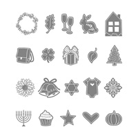 Every Occasion Clear-Mount Stamp Set