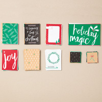 Hello December 2016 Project Life Card Collection