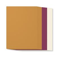 Petals & Paisleys A4 Cardstock Pack