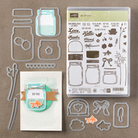 Jar Of Love Photopolymer Bundle