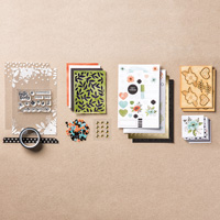 Ma Chérie Project Life Accessory Pack (French)