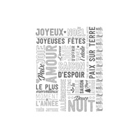 Joie À Profusion Clear-Mount Stamp Set (French)